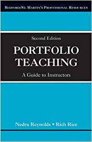 Portfolio Teaching: A Guide For Teachers of College Writing Courses